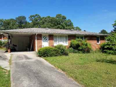 Warner Robins Single Family Home For Sale: 306 Lakeshore Drive