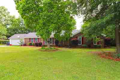 Macon Single Family Home For Sale: 4202 Cyndy Jo Circle