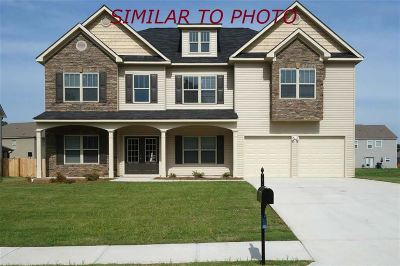 Peach County Single Family Home For Sale: 313 Cumberland Drive