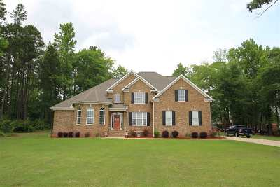 Macon GA Single Family Home For Sale: $369,900