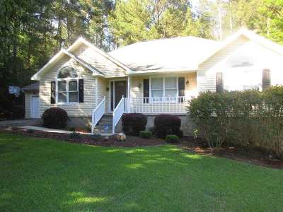 Macon Single Family Home For Sale: 6185 Peake Road