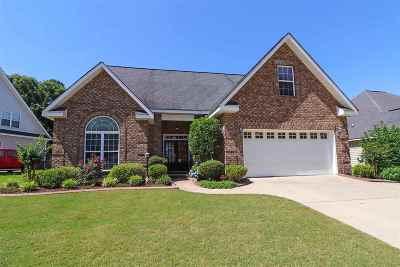 Bonaire GA Single Family Home For Sale: $209,500