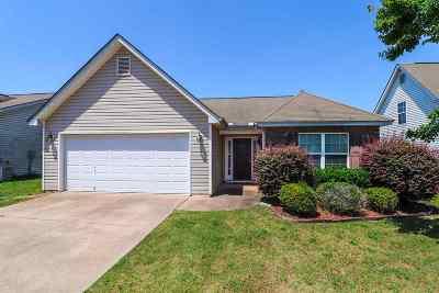 Byron Single Family Home For Sale: 113 Faybrook Drive