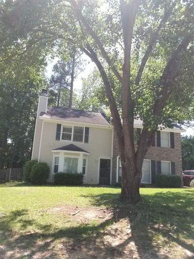 Macon Single Family Home For Sale: 107 Windermere Circle