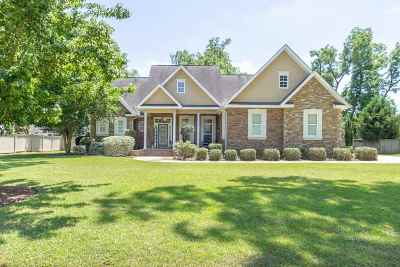 Single Family Home For Sale: 204 Old Bridge Road