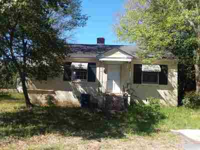 Macon Single Family Home For Sale: 3352 Matheson Drive