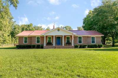 Single Family Home For Sale: 123 Bear Branch Road
