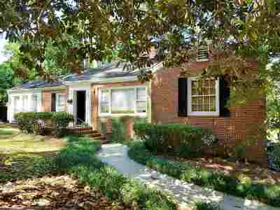 Macon Single Family Home For Sale: 2448 Kingsley Drive