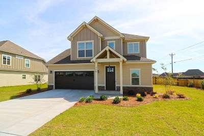 Warner Robins GA Single Family Home For Sale: $252,740