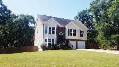 Macon Single Family Home Contingent: 313 Hawk Ct