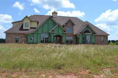 Houston County, Peach County Single Family Home For Sale: 400 Live Oak Plantation Drive