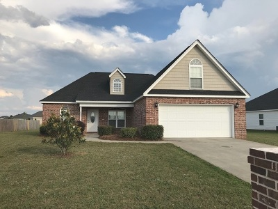 Byron Single Family Home For Sale: 107 Schroer Drive