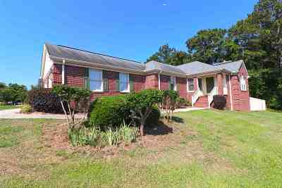 Warner Robins Single Family Home For Sale: 100 Arbour Court