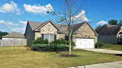 Byron Single Family Home For Sale: 101 Chickasaw Ct