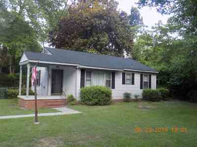 Warner Robins Single Family Home For Sale: 126 Holly Street