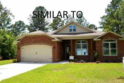 Perry Single Family Home For Sale: 205 Barnyard Way