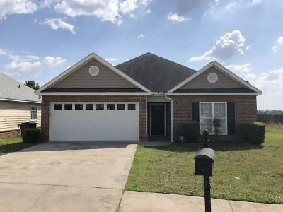 Macon Single Family Home For Sale: 443 Bob White Road