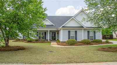 Warner Robins GA Single Family Home For Sale: $193,400
