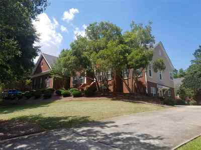 Warner Robins Rental For Rent: 200 Mill Pond Way