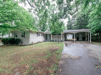 Warner Robins Single Family Home For Sale: 311 Ashby Way