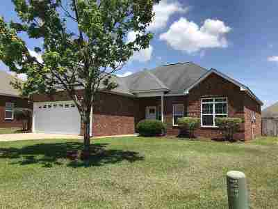 Warner Robins Single Family Home For Sale: 102 Bellshill Court