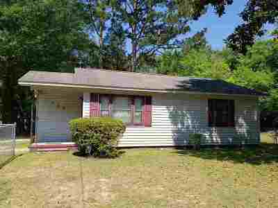 Warner Robins Single Family Home For Sale: 208 Camellia Circle