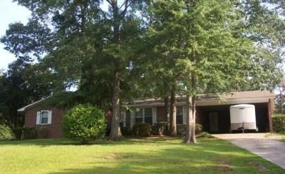 Macon Single Family Home For Sale: 3827 Bonanza Drive