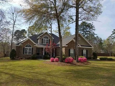 Bonaire Single Family Home For Sale: 307 Sage Meadows Lane