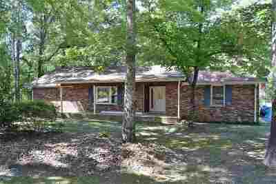 Byron Single Family Home For Sale: 123 Old Hickory Rd