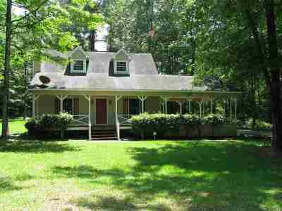 Macon Single Family Home For Sale: 1207 Levee Lane