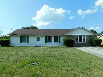 Warner Robins Single Family Home For Sale: 704 Fieldstone
