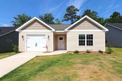 Macon Single Family Home For Sale: 204 Allentown Lane