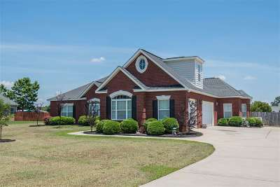 Peach County Single Family Home For Sale: 309 J W Edwards Drive