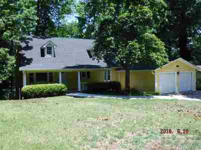 Macon Single Family Home For Sale: 330 Greentree Parkway
