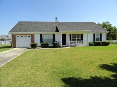 Macon Single Family Home For Sale: 100 Shelby Court