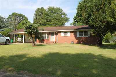 Perry Single Family Home For Sale: 541 Ansley Avenue