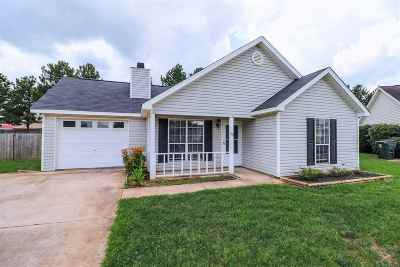 Single Family Home For Sale: 125 Alanwood Court