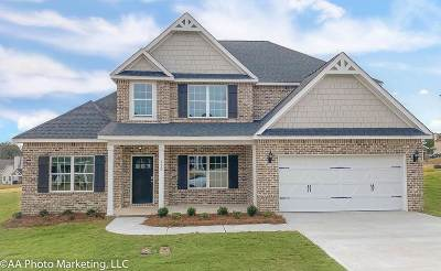 Houston County, Peach County Single Family Home For Sale: Lot 38 Summer Branch