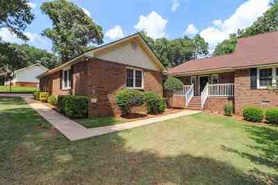 Warner Robins Single Family Home For Sale: 106 Harvest Pointe