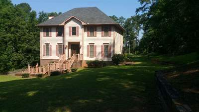 Macon Single Family Home For Sale: 672 River North Boulevard