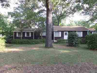 Warner Robins Single Family Home For Sale: 125 Pearce Drive