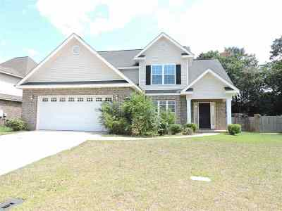 Bonaire Single Family Home For Sale: 110 Sandy Springs Drive