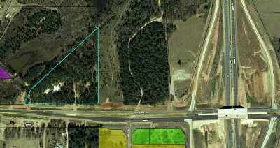 Peach County Residential Lots & Land For Sale: Highway 96