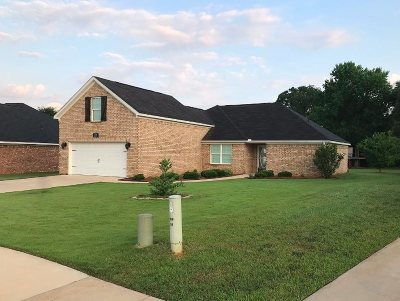 Perry Single Family Home For Sale: 216 Rainsong Trail
