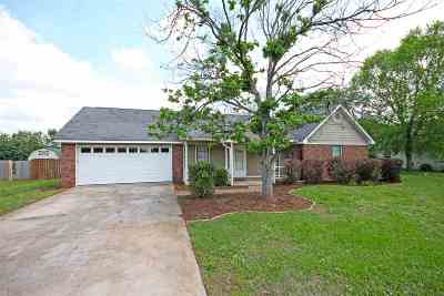Warner Robins Single Family Home For Sale: 110 Windover Way