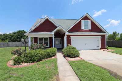 Warner Robins Single Family Home For Sale: 203 Courthouse Lane