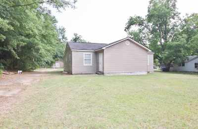 Macon Single Family Home For Sale: 2144 Allen Road