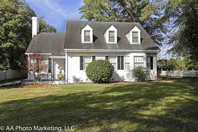 Macon County Single Family Home For Sale: 303 N Dooly Street