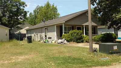 Warner Robins Single Family Home For Sale: 145 Orchard Pass
