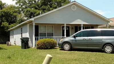 Warner Robins Single Family Home For Sale: 133 Orchard Pass